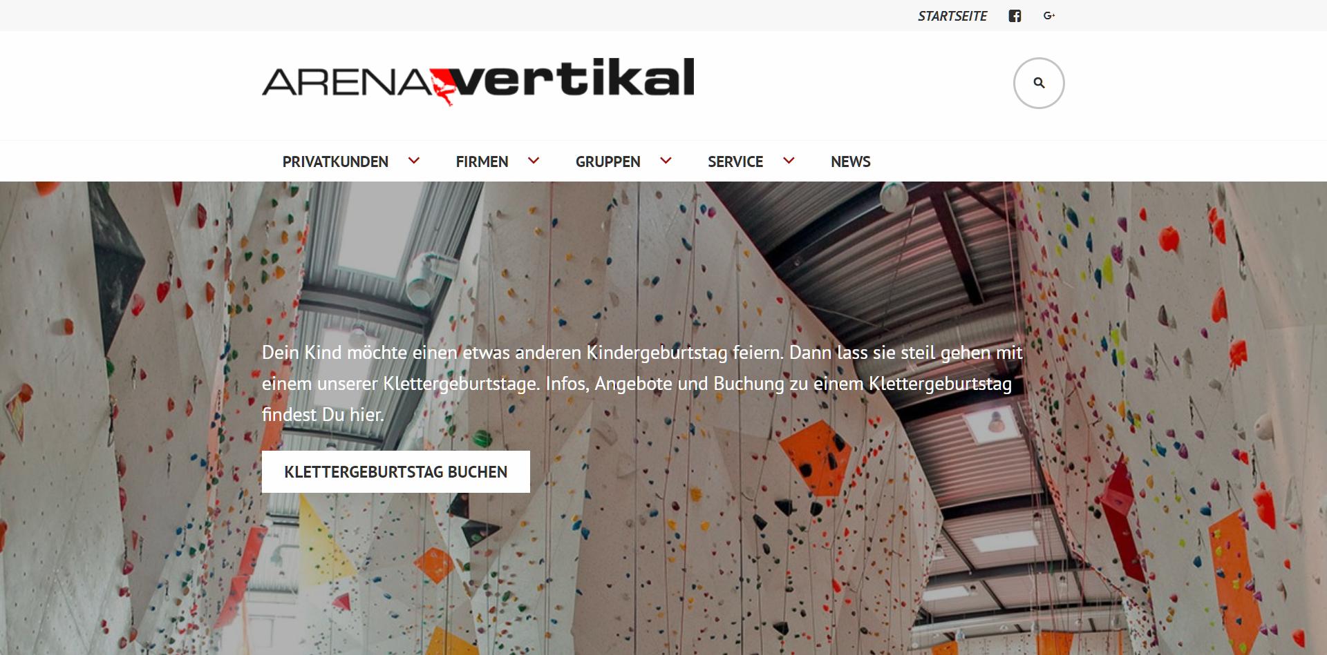 Arena Vertikal