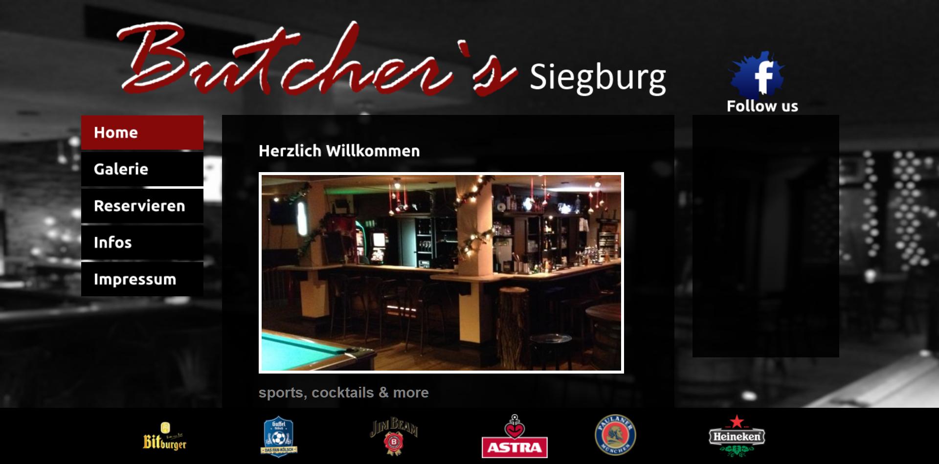 Butcher's Sportsbar Troisdorf